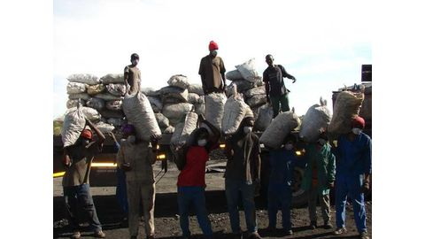 Namibia 5th largest charcoal producer