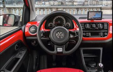 VW Cross Up, Colour Up 1.0