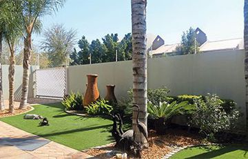When the Garden looks this good, the Home looks even better!  Pionierspark
