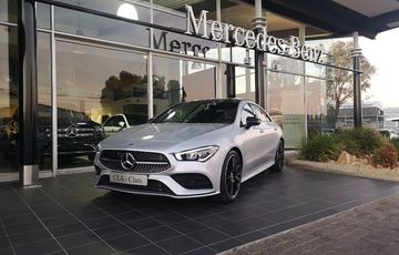 Brand New Mercedes-Benz CLA200