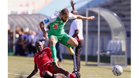 Stars knocked out of Confederation Cup