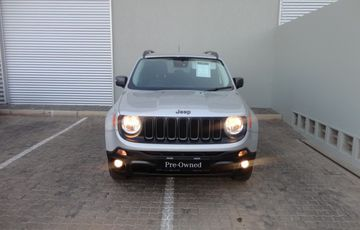 RENEGADE 2.4LTR TRAILHAWK 4X4