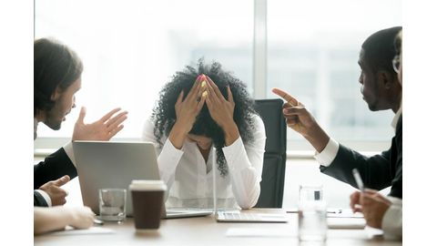 Sex, verbal abuse rife in workplaces