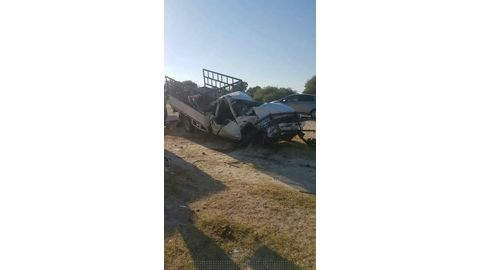 Ohangwena accident claims three