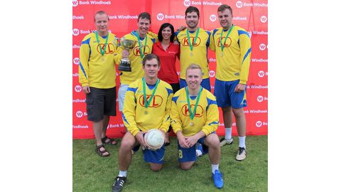 Cohen win Fistball Cup