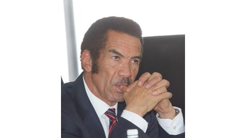 Khama: Money will not put genocide to bed