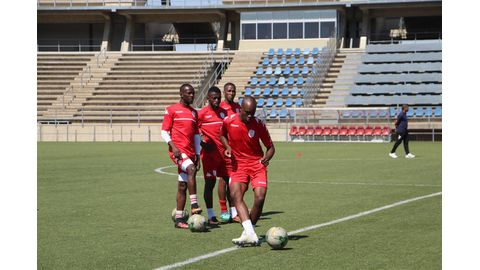 Cosafa squad handed opportunity to shine