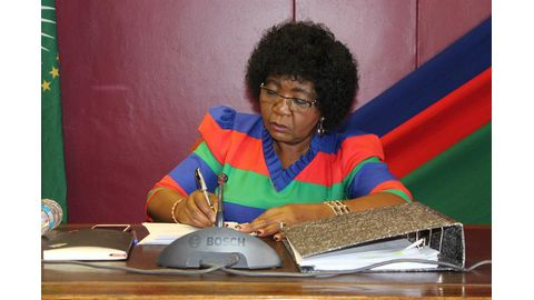 Swapo threatened with court action