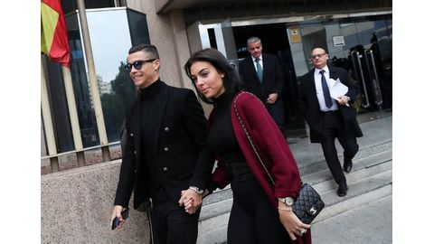 Ronaldo up on tax fraud charges