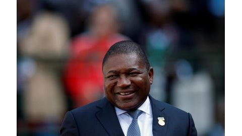 Mozambique kicks off construction of gas project