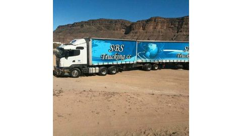 SBS caters for all your logistics needs