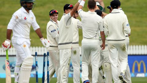 NZ win after final-session Pakistan collapse