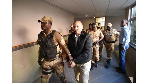 Double murder accused maintains his innocence