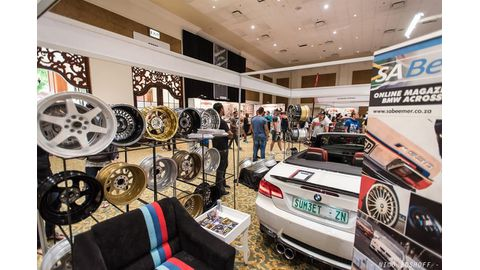 Motor show aims to put Cape Town on global map