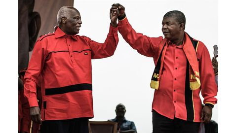 Angola poll outcome rejected