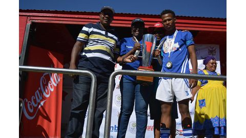 Our hard work paid off: //Karas captain