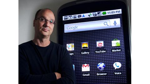 Android developer launches phone