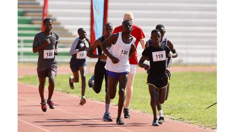 Hamukwaya lauds successful NPC national champs