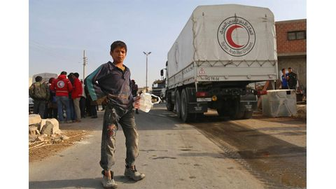 Stabilising Syria, finding peace