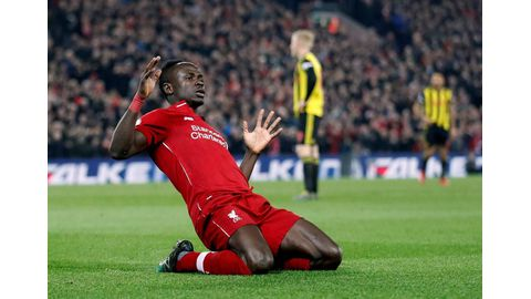 Mane steps out of Salah's shadow