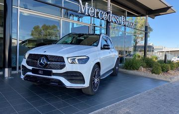Brand New Mercedes-Benz GLE400d 4Matic