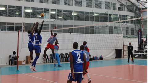 First round of NVF Cup concludes