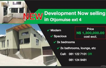 Free standing Townhouse for Sale