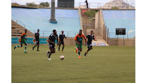 Young African survive relegation