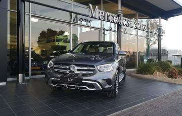 Brand New Mercedes-Benz GLC220d 4Matic