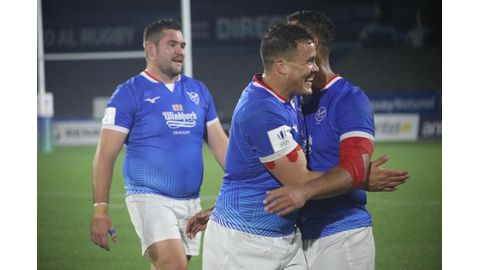 Namibia hunt second win