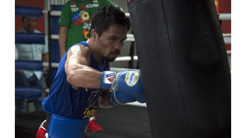 Pacquiao willing to fight McGregor