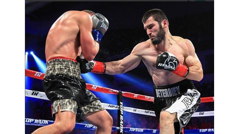 Beterbiev claims IBF belt