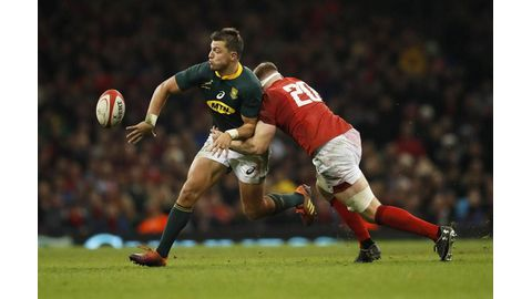 Springbok World Cup squad taking shape