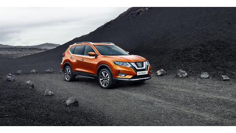 Get inside and go out there with the new Nissan X-Trail