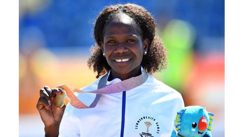 Namibians dig gold from Gold Coast