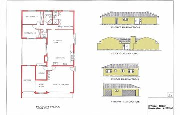 Long Beach ext 1, Walvis Bay    A BRAND NEW Lock-up-and-go house is for sale:  3 bedrooms, 3 garages