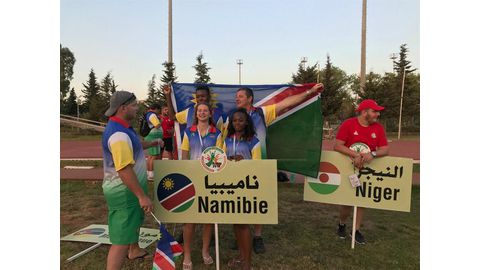 Youth games a stepping stone