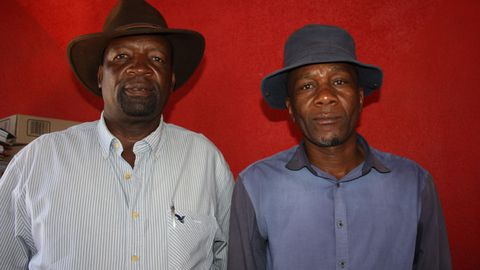 Geingob meets with ex-SWATF/Koevoet