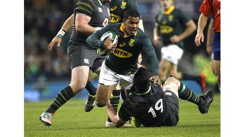 Boks had no excuses for Ireland thrashing