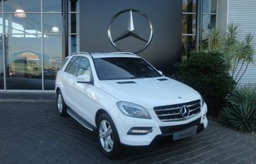 ML 400 BE A/T 4Matic