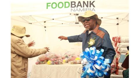 Food bank rollout stalls