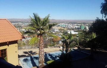 Prime Land Option Available in Luxury Hill, Central Windhoek, NAMIBIA