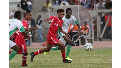 Hardap selects provisional squad for Newspaper Cup