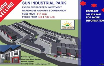 LAFRENZ INDUSTRIAL EXT 1 WAREHOUSES FOR SALE