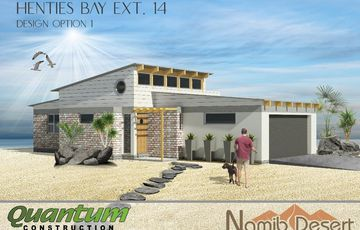 Henties Bay, Ext 14: NEW HOMES IN DEVELOPMENT KNOWN AS NAMIB DESERT