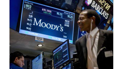 Moody's fined for shoddy ratings