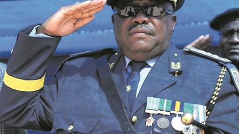 Ndeitunga vying for Interpol post