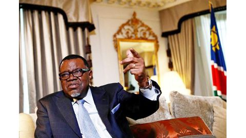 Namibia will stay in ICC, if US stays
