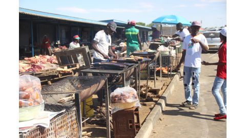 Team Namibia project to assist SMEs