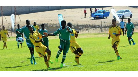 Derby to open Harders Cup